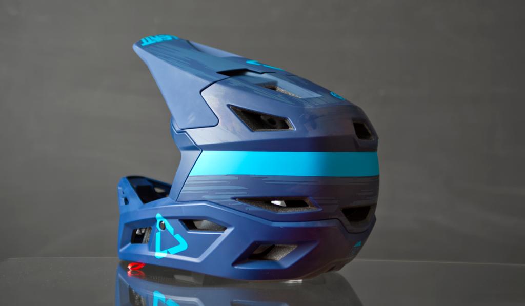 Экипировка: Leatt шлем DBX 4.0 и очки Velocity 6.5 - первый взгляд