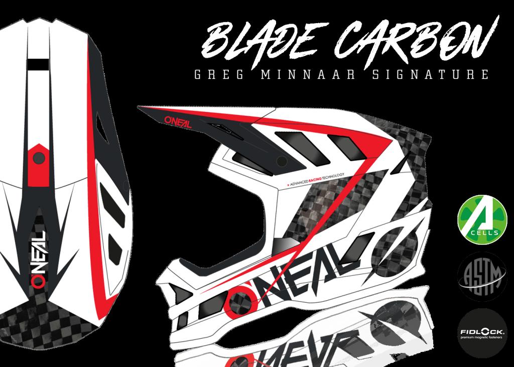Экипировка: Eurobike 2017: O'Neal выпускают «магнитные» очки B50 и шлем Blade.