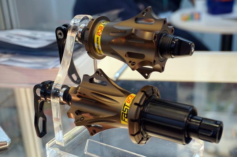 Новое железо: Eurobike 2017: Странные рандомные железки