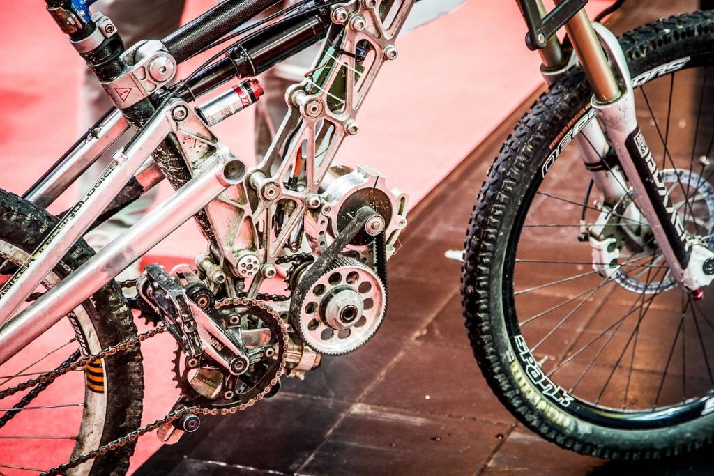 Новое железо: Eurobike 2017: Пятничная подборка от vitalMTB
