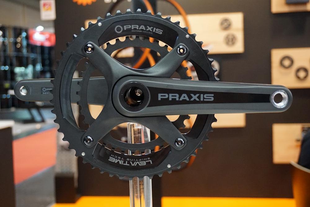Новое железо: Eurobike 2017: Praxis. Бюджетный карбон в каждый дом