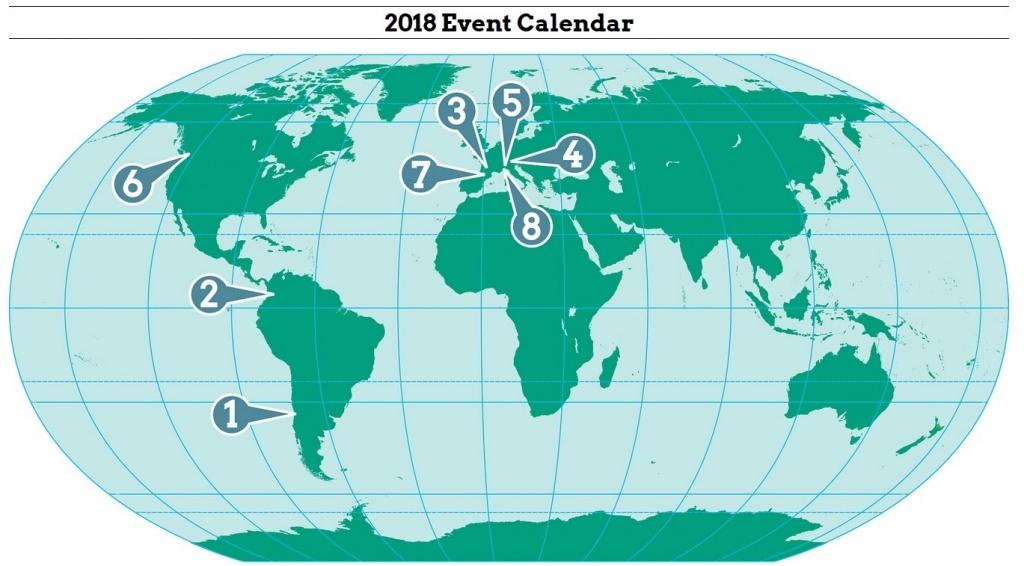 World events: EWS запускает Континентальные Серии