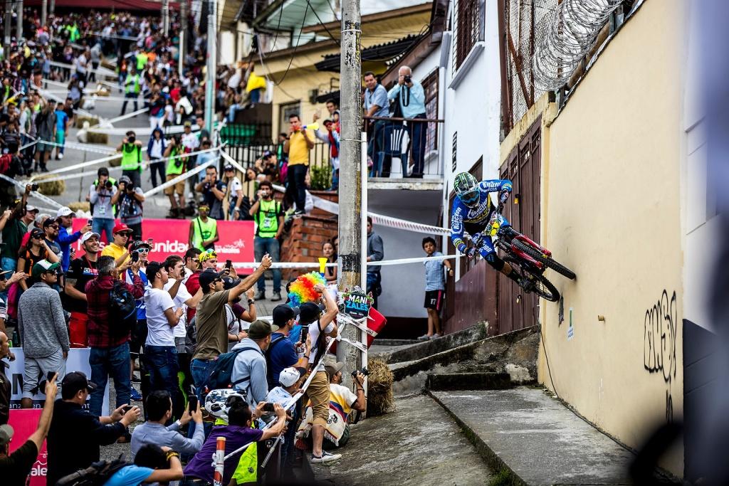 World events: Результаты 2 этапа EWS 2018 в Колумбии