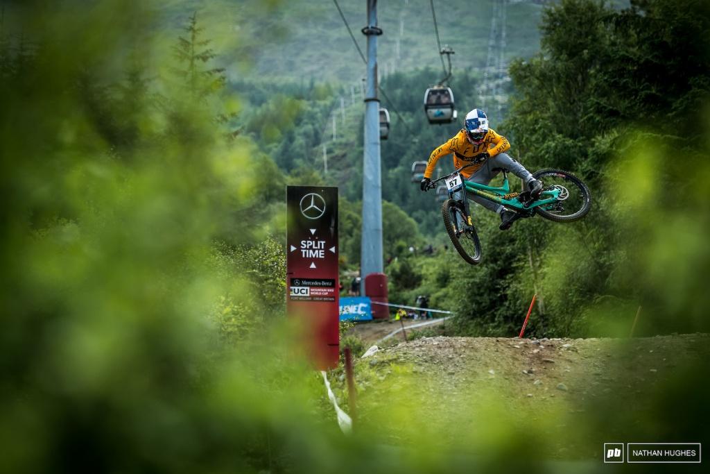 World events: Фотоотчёт + Результаты 2 этапа Кубка Мира по DH в Форт-Уильяме