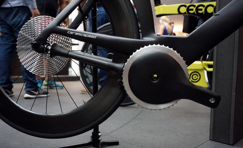 Новое железо: 13-скоростной кардан от CeramicSpeed