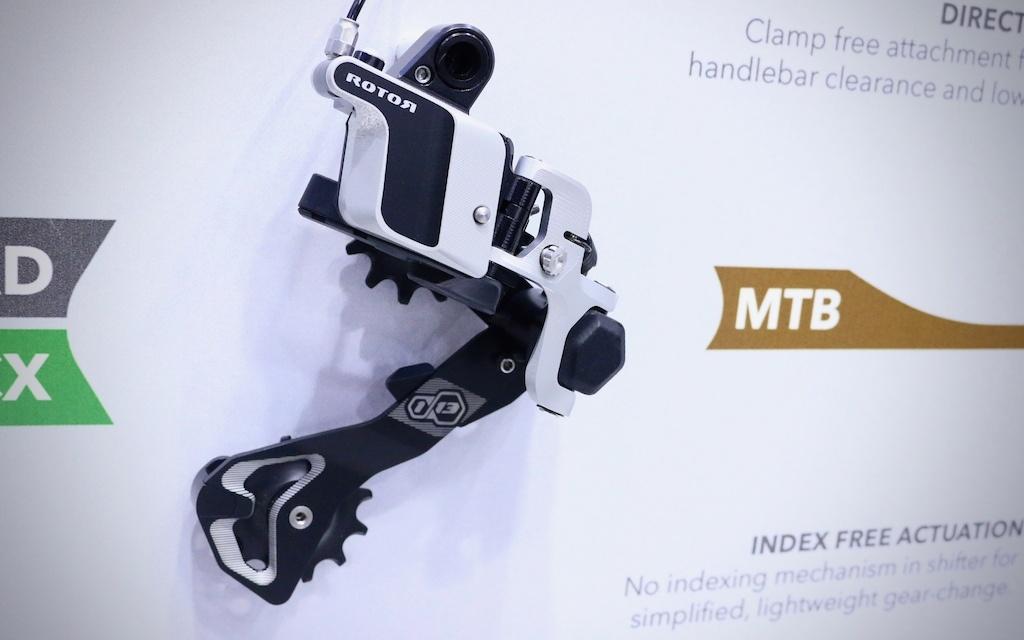 Новое железо: 13-скоростная трансмиссия от Rotor
