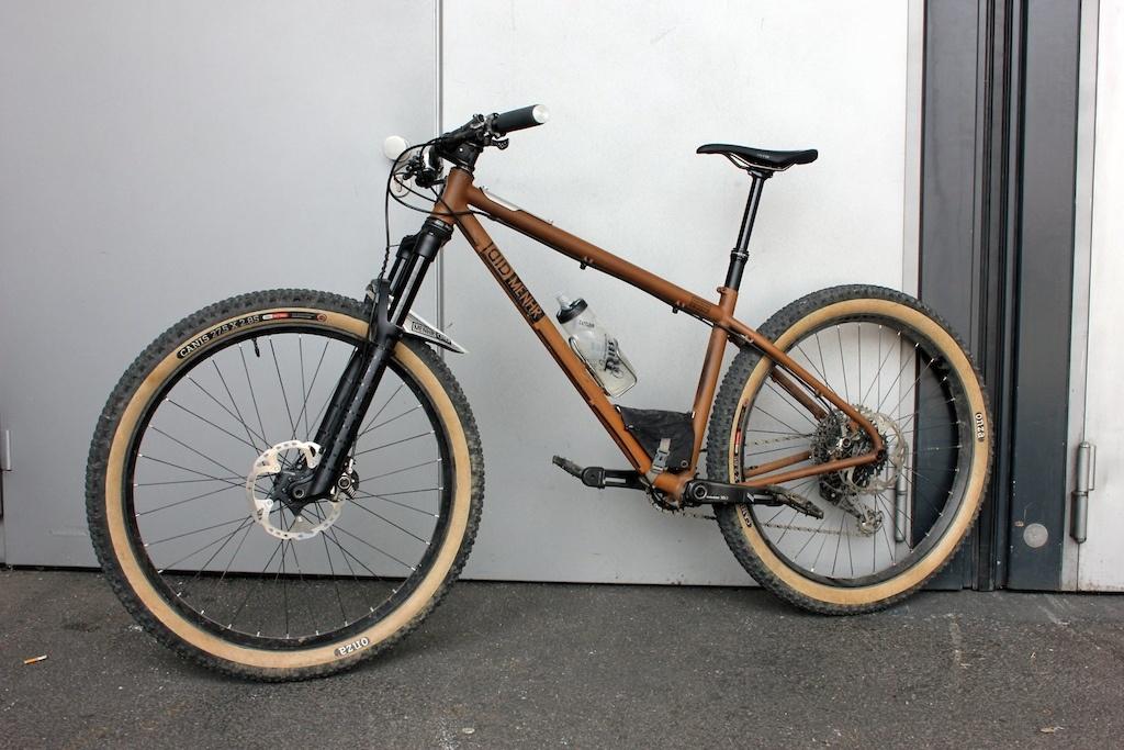 Новое железо: Наверняка самый странный велосипед с Евробайка