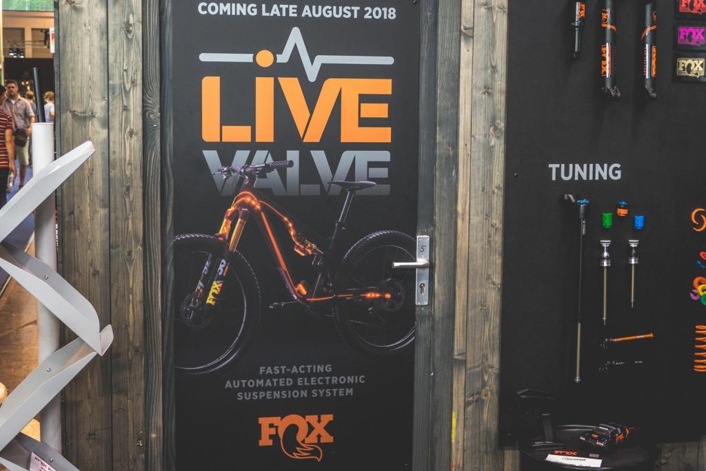 Новое железо: Подвеска с электронным управлением FOX Live Valve
