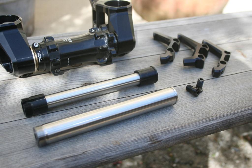 Новое железо: Небольшие обновления Pinion и вилка Edge Intend