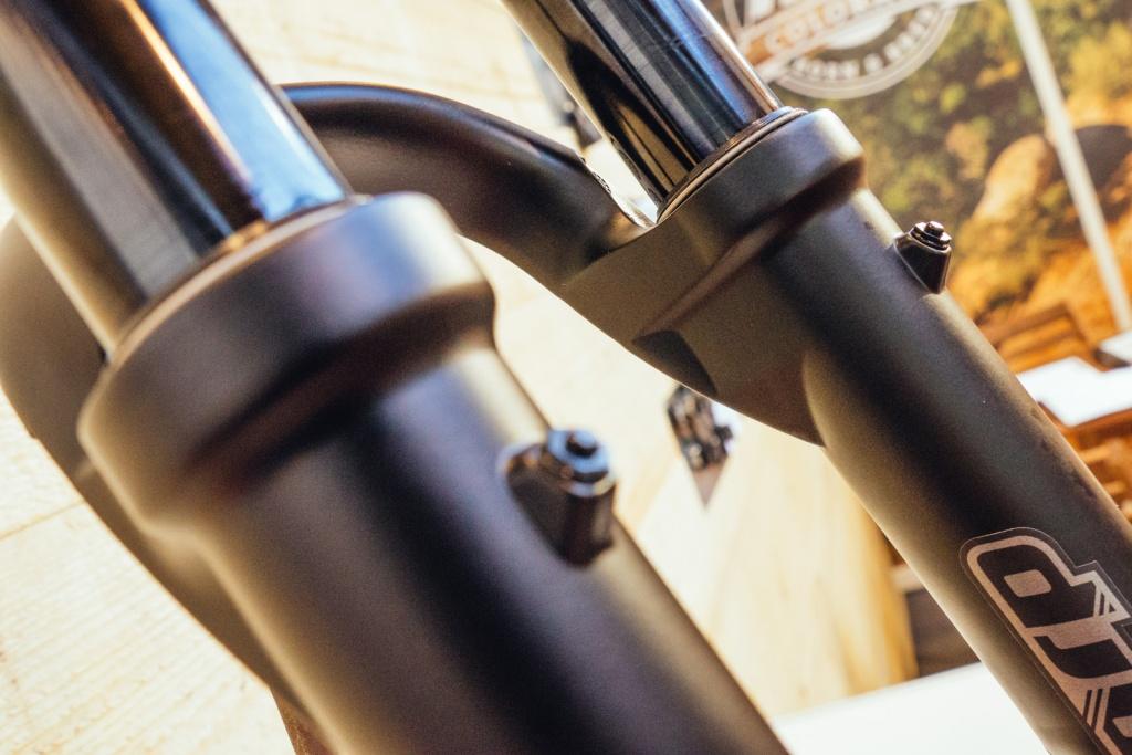 Новое железо: Interbike 2018: Пара новых вилок от MRP