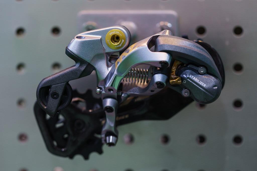 Новое железо: SunRace 1X из Тайпея