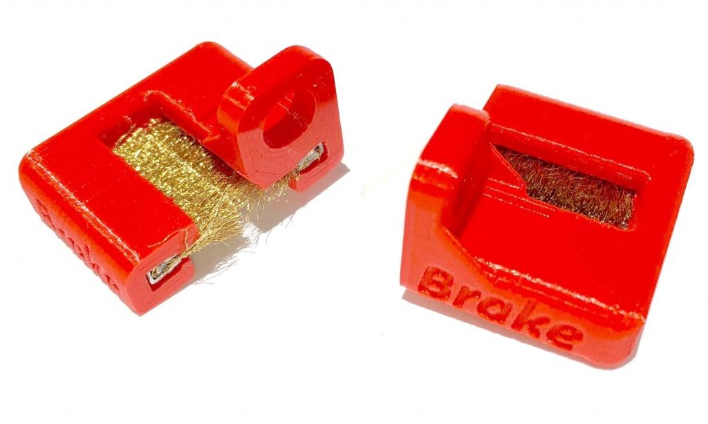 Новое железо: Щётка для вашего ротора