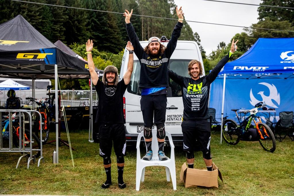 World events: Результаты EWS 2019 Rotorua