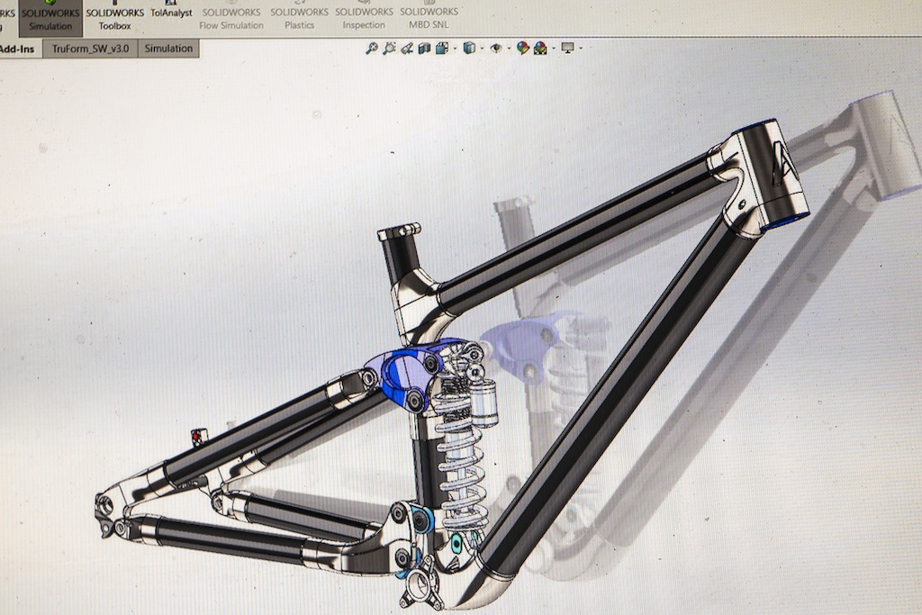 Новое железо: Atherton Bikes. Из спичек и желудей