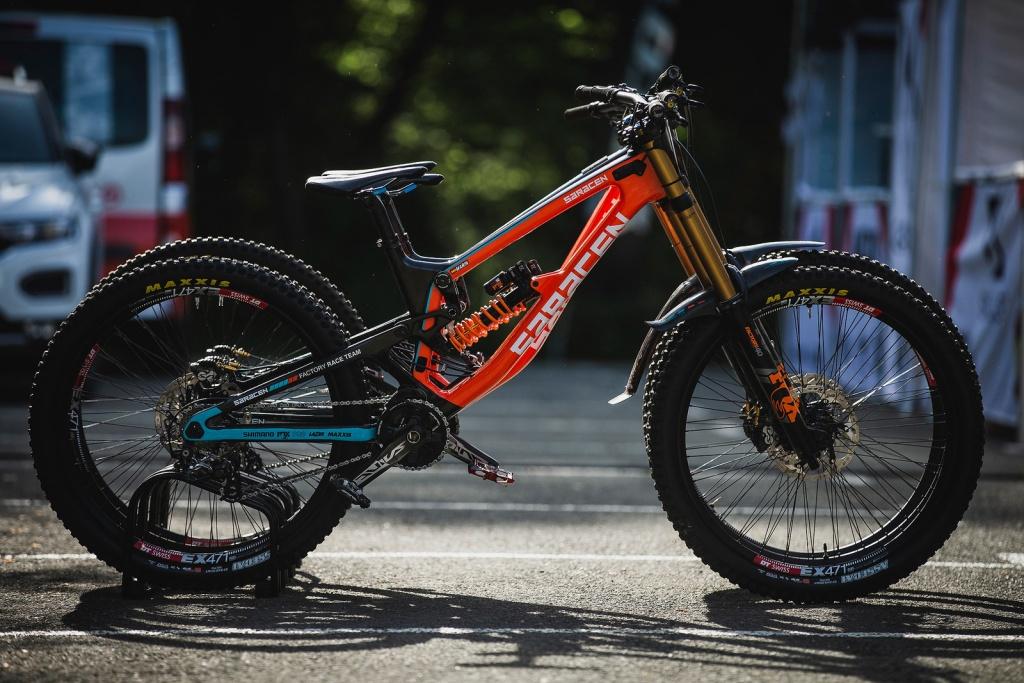 World events: Велосипеды участников в Мариборе