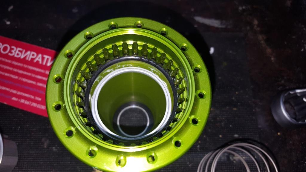 Новое железо: Обзор втулки Trailmech DH