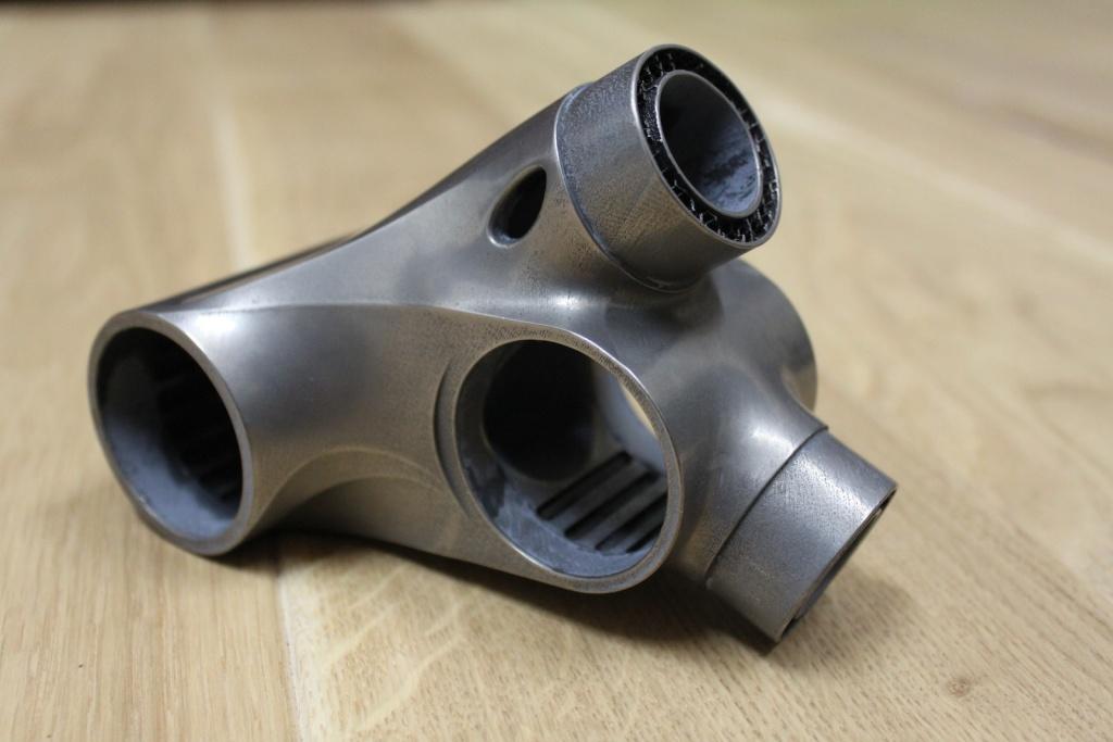 Новое железо: Moorhuhn возвращает эстетику стали в мир MTB