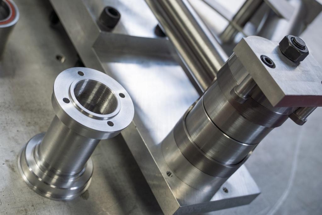 Новое железо: Кастомная стальная рама, из мечты в реальность!