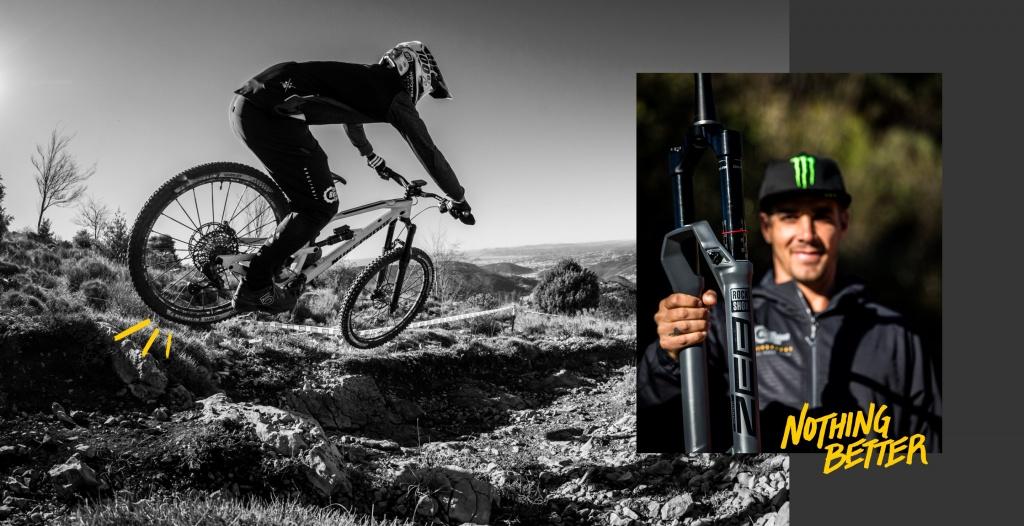 Новое железо: RockShox представили новую вилку Zeb