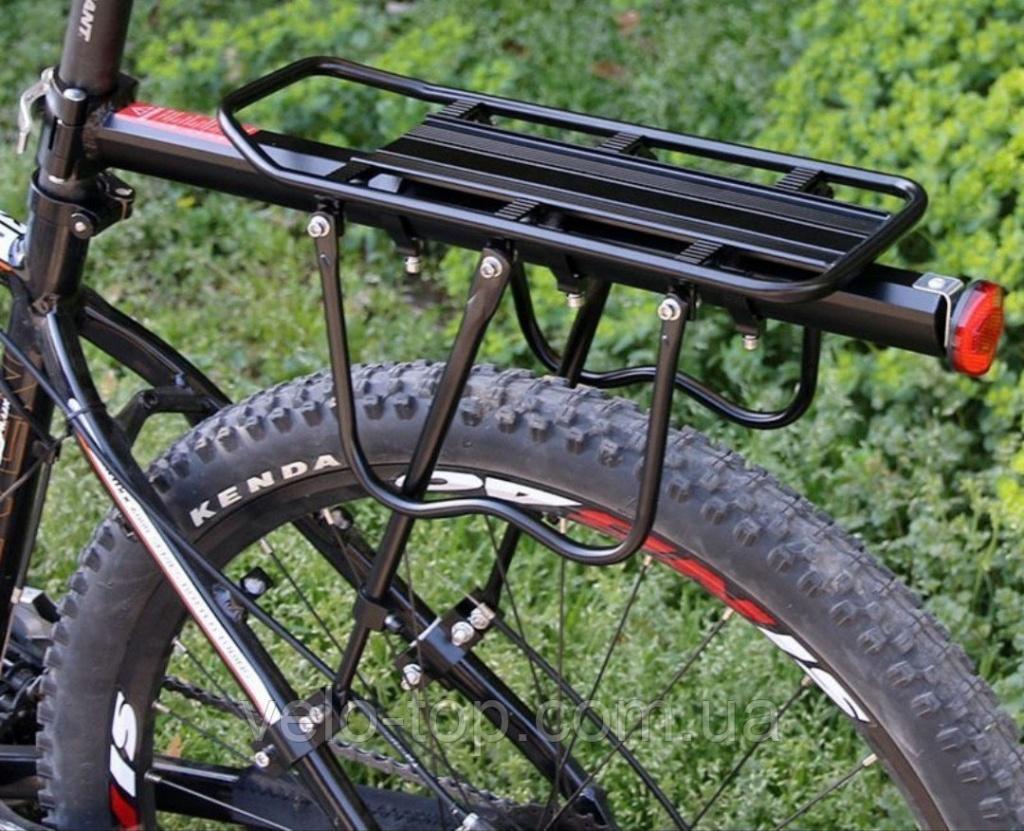 О горном велосипеде: Как выбрать багажник для велосипеда