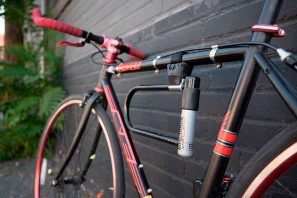 О горном велосипеде: Как выбрать замок на велосипед