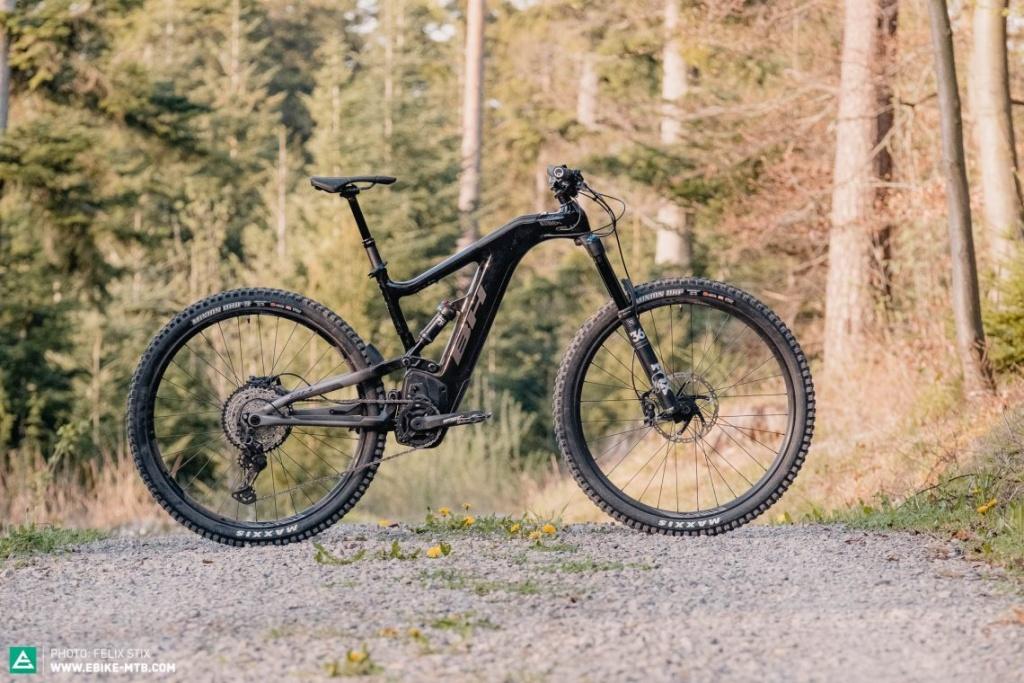 Новое железо: BH Bikes AtomX Carbon Lynx 6 Pro-S