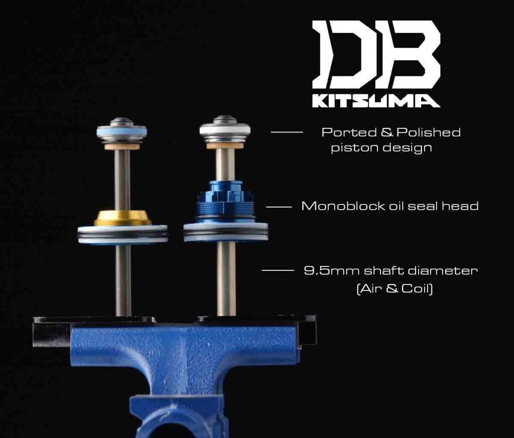 Новое железо: Новый амортизатор от Cane Creek - DB Kitsuma