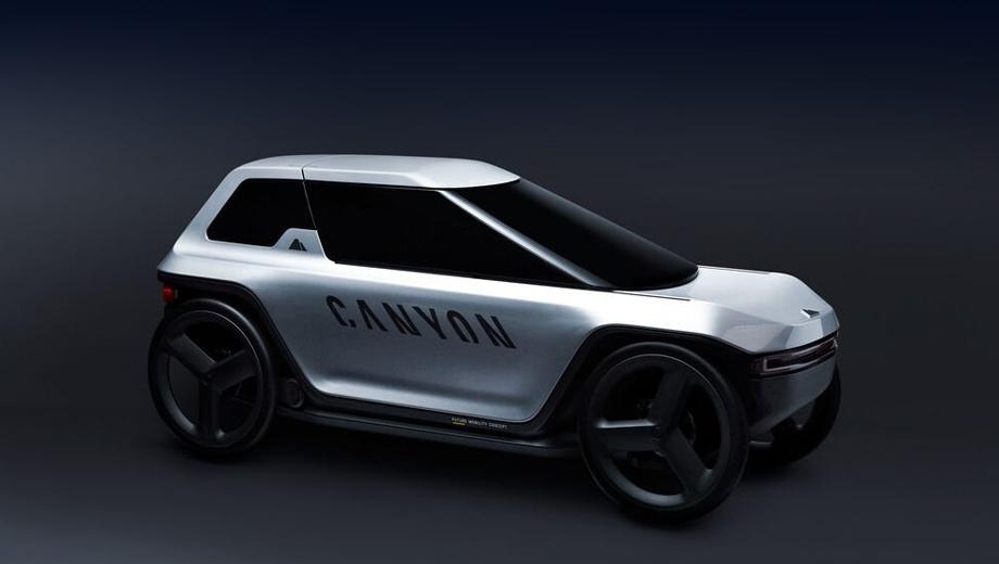 Новое железо: Canyon показали революционную электричку!