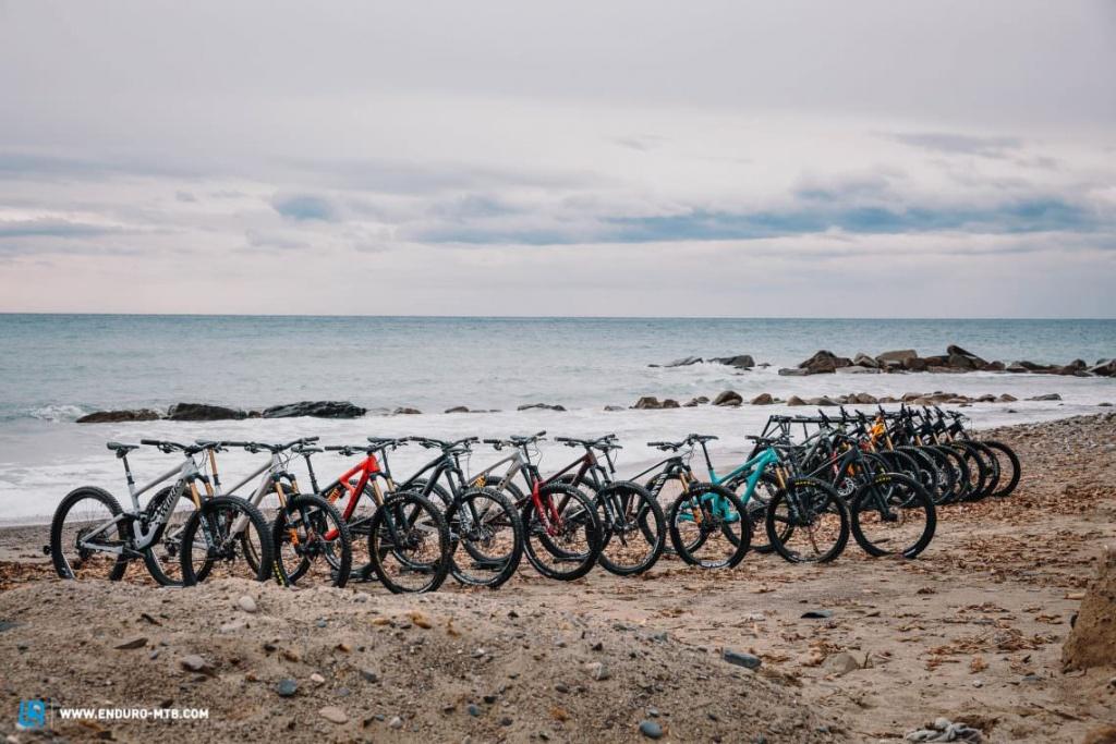 Велоиндустрия: Что выбирают MTB-шники?