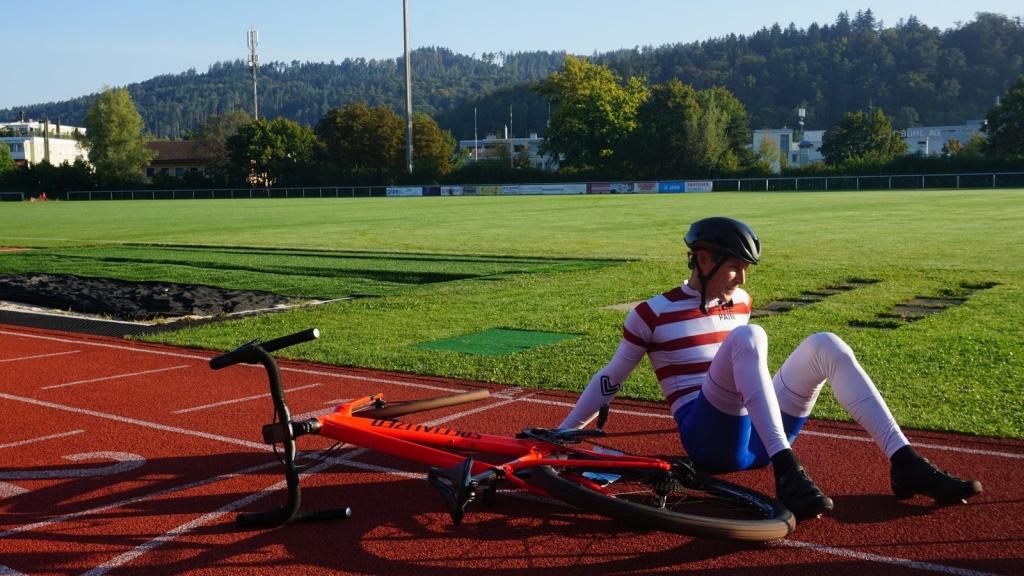 Шоссе/Трек: Побит мировой рекорд Вилли