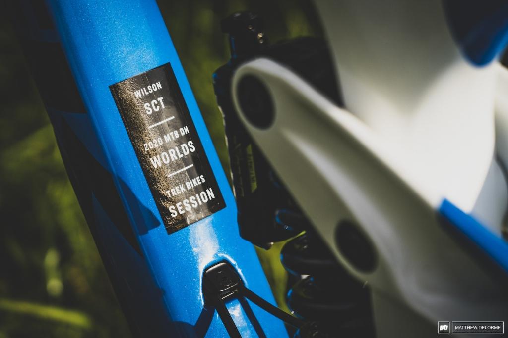 World events: Подборка велосипедов с Чемпионата Мира