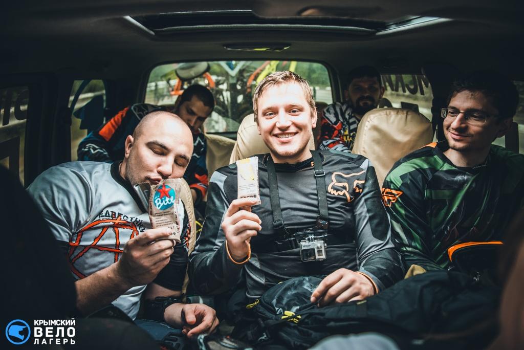 Крымский велолагерь с Иваном Кунаевым!