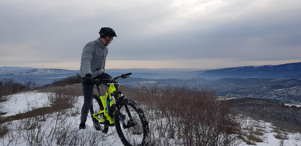 Места катания: Грузия на электровелосипеде (e-bike tours)