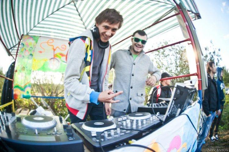 Личный блог: У нас своя атмосфера - Дерт контест в Бутово 01.01.09 (много видео/фото)