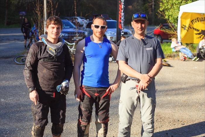 Fizteh: Открытие сезона в Сочи.