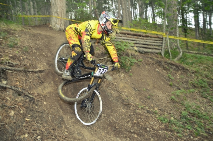 Fizteh: Мини отчет о моей гонке на Мисхорке.