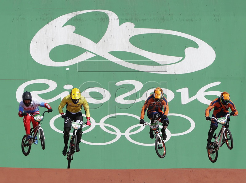 Личный блог: BMX на Олимпиаде в РИО-2016