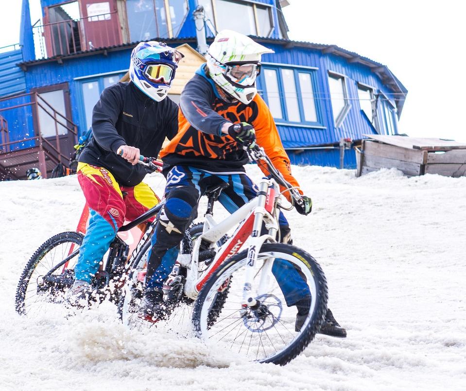 Наши гонки: Анонс соревнований DUAL-DH на Нагорной 18 марта +