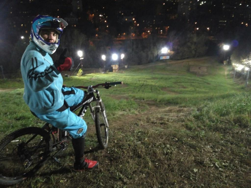 Места катания: Кант открывает сезон подъемника