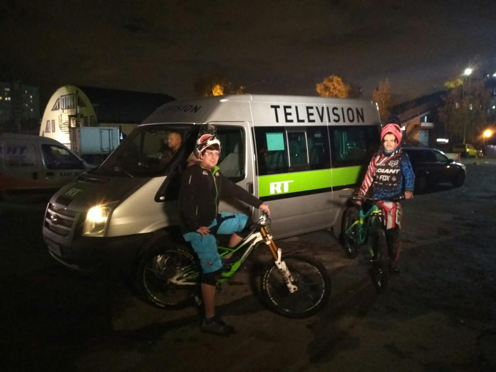 Места катания: Закрытие сезона в Канте