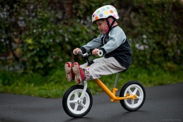 Личный блог: Искренний пост про Детские велосипеды