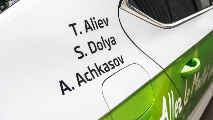 spec review: Тур де Франс из машины сопровождения. Анонс.
