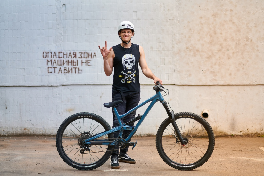 Roll All Day: Бюджетный фрирайд или Commencal Clash second look