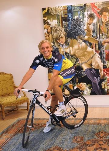 Личный блог: Интервью с Олегом Тиньковым - про увлечение велоспортом, покупку Контадора и знакомство с Лэнсом Армстронгом.