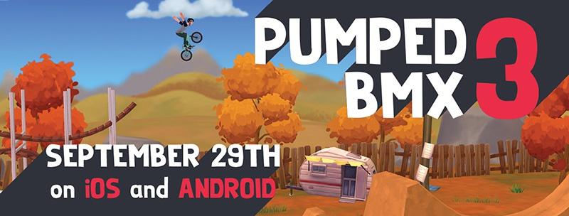 Личный блог: Вышла Pumped BMX 3