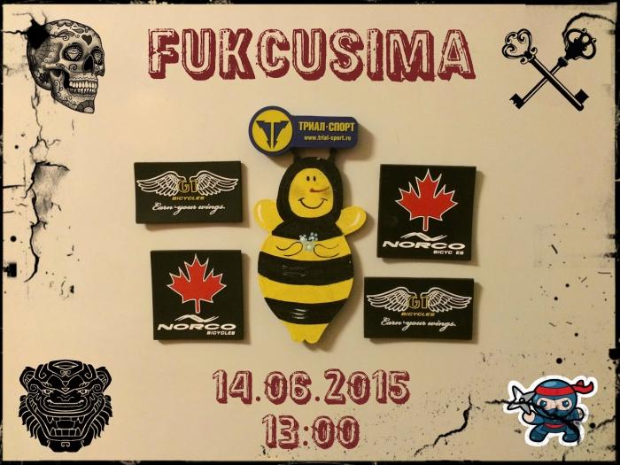 Наши гонки: ФУКУСИМА 2015