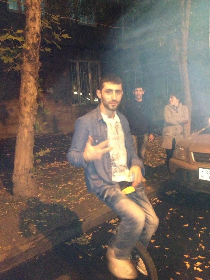 Bad Santa: Маунтинбайк по-армянски. Часть 2