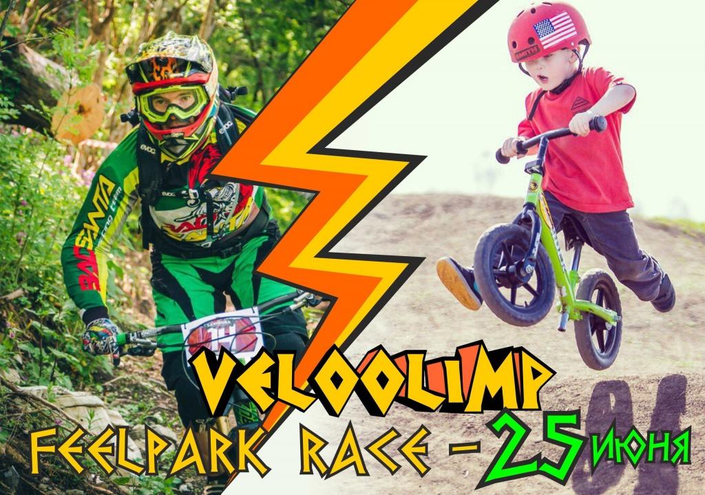 Bad Santa: VelooLimp FeelPark Race  уже в следующие выходные!!