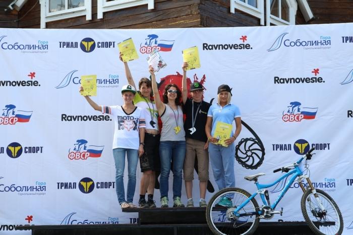 move'n'win: Результаты финального этапа Кубка Росcии по DHi