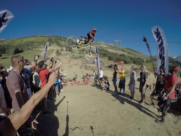 Acid Crew: Crankworx whip contest - фотоотчет